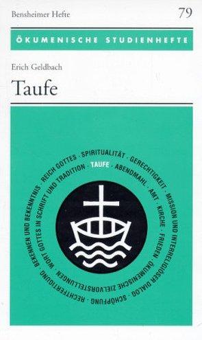 Taufe von Geldbach,  Erich