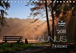 Taunus – Träume (Tischkalender 2018 DIN A5 quer) von Schiller,  Petra