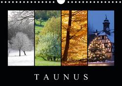 Taunus (Wandkalender 2021 DIN A4 quer) von Mueringer,  Christian