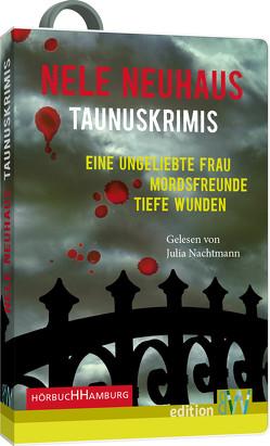 Taunuskrimi-Box von Nachtmann,  Julia, Neuhaus,  Nele
