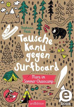 Tausche Kanu gegen Surfboard von Polák,  Stephanie