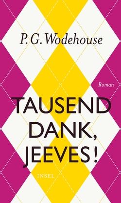 Tausend Dank, Jeeves! von Schlachter,  Thomas, Wodehouse,  P.G.