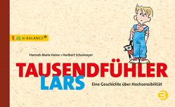 Tausendfühler Lars von Heine,  Hannah-Marie, Schulmeyer,  Heribert