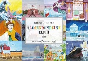 Tausendundeine Elphi von Drese, Jürgen