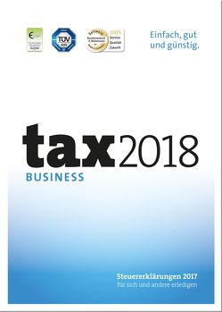 tax 2018 Business
