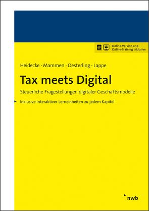 Tax meets Digital von Heidecke,  Björn