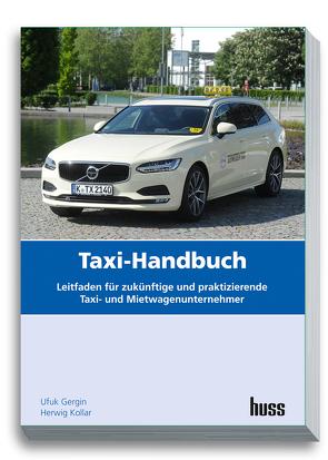 Taxi-Handbuch von Gergin,  Ufuk, Kollar,  Herwig