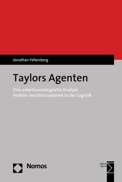 Taylors Agenten von Falkenberg,  Jonathan