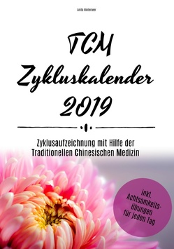 TCM Zykluskalender von Hinterseer,  Anita