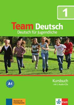 Team Deutsch 1 von Einhorn,  Ágnes, Esterl,  Ursula, Jenkins-Krumm,  Eva-Maria, Körner,  Elke, Kubicka,  Aleksandra