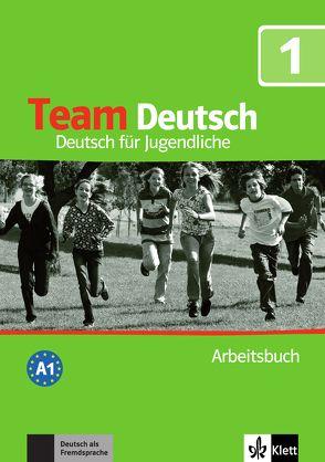 Team Deutsch 1 von Einhorn,  Ágnes, Esterl,  Ursula, Jenkins-Krumm,  Eva-Maria, Körner,  Elke