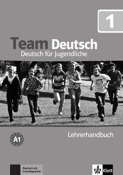 Team Deutsch 1 von Kubicka,  Aleksandra