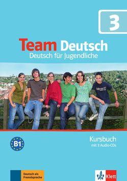 Team Deutsch 3 von Einhorn,  Ágnes, Esterl,  Ursula, Jenkins-Krumm,  Eva-Maria, Körner,  Elke, Kubicka,  Aleksandra