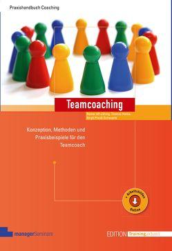 Teamcoaching von Alf-Jährig,  Rainer, Hanke,  Thomas, Preuss-Scheuerle,  Birgit