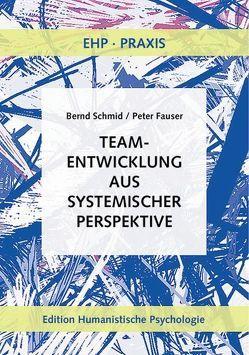 Teamentwicklung aus systemischer Perspektive von Fauser,  Peter, Schmid,  Bernd