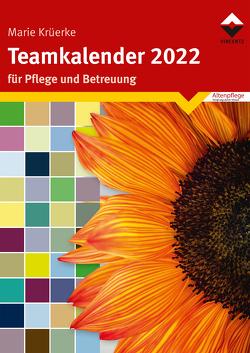 Teamkalender 2022 von Krüerke,  Marie
