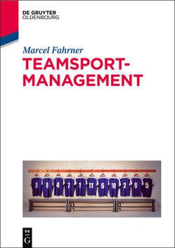 Teamsportmanagement von Fahrner,  Marcel
