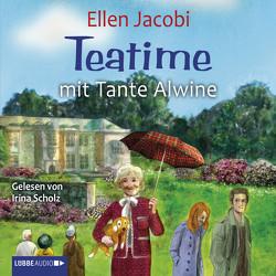 Teatime mit Tante Alwine von Jacobi,  Ellen, Scholz,  Irina