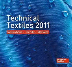 Technical Textiles 2011 von Deutscher Fachverlag GmbH / Technische Textilien / Technical Textiles