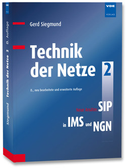 Technik der Netze 2 von Siegmund,  Gerd