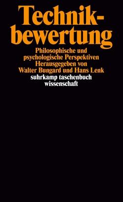Technikbewertung von Bungard,  Walter, Lenk,  Hans