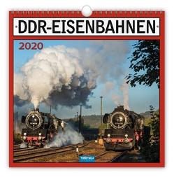 """Technikkalender """"DDR-Eisenbahn"""" 2020"""