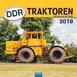 Technikkalender DDR-Traktoren 2019 DDR-Fahrzeuge Landmaschinen