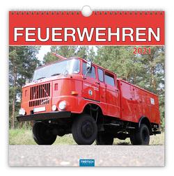 """Technikkalender """"Feuerwehren"""" 2021 von Kunkel,  Ralf-Christian"""