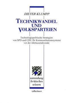 Technikwandel und Volksparteien von Klumpp,  Dieter