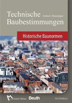 Technische Baubestimmungen – Historische Baunormen – DVD Einzelplatzlizenz