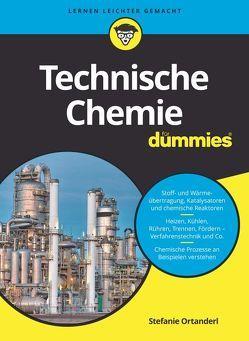 Technische Chemie für Dummies von Ortanderl,  Stefanie