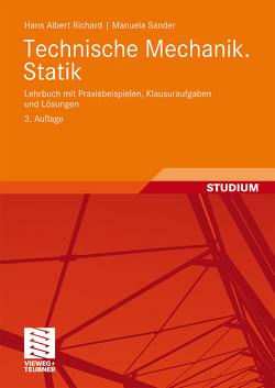 Technische Mechanik. Statik von Richard,  Hans Albert, Sander,  Manuela