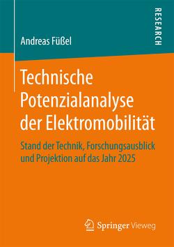Technische Potenzialanalyse der Elektromobilität von Füßel,  Andreas