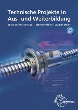 Technische Projekte in Aus- und Weiterbildung von Gomeringer,  Roland, Stark,  Hans-Joachim