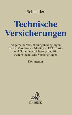 Technische Versicherung von Droll,  Patrick, Hoffmann,  Thomas, Kemperdiek,  Jan Lukas, Niemöller,  Stefan, Schneider,  Wolfgang