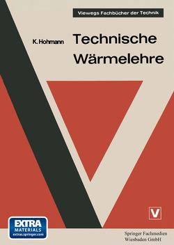 Technische Wärmelehre von Hohmann,  Klaus