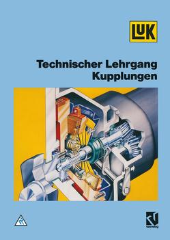 Technischer Lehrgang Kupplungen von LUK Lamellen- und Kupplungsbau