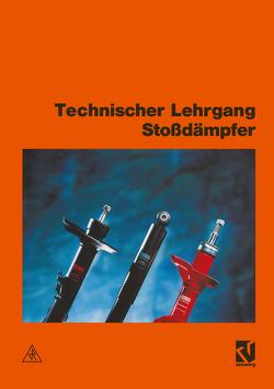 Technischer Lehrgang Stoßdämpfer von de Jager,  Tj., van Ballegooij,  Th.A.M., van den Eijke,  Peter