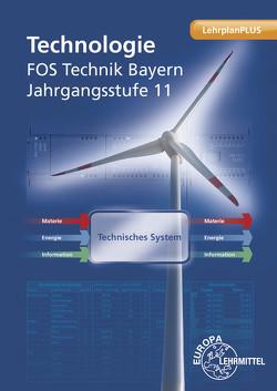 Technologie FOS Technik Bayern von Dillinger,  Josef