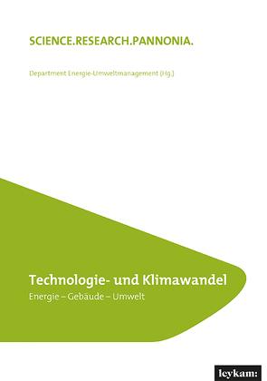Technologie und Klimawandel (FH Burgenland Bd. 22) von Gremmel-Simon,  Hildegard