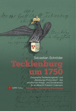 Tecklenburg um 1750 von Schröder,  Sebastian