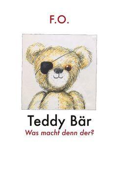 Teddy Bär von Schäfer,  Friedrich Oskar