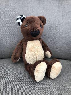 Teddy Eddy Plüschbär von Höfer,  Ingrid