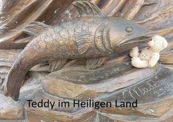 Teddy in … / Teddy im Heiligen Land von Merkelbach,  Helga und Teddy