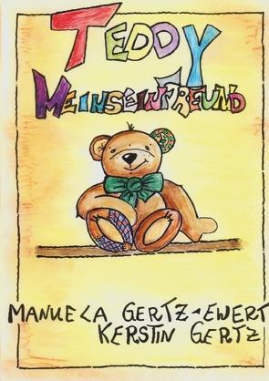 Teddy Meinseinfreund von Gertz-Ewert,  Manuela