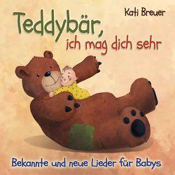 Teddybär, ich mag dich sehr von Breuer,  Kati, Janetzko,  Stephen