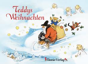 Teddys Weihnachten von Baumgarten,  Fritz