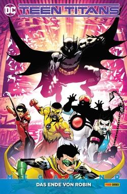 Teen Titans Megaband von Fernández,  Javier, Hidalgo,  Carolin, Merino,  Jesus, Pansica,  Eduardo, Thompson,  Robbie