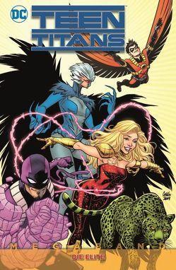 Teen Titans Megaband von Pfeifer,  Will, Rocafort,  Kenneth