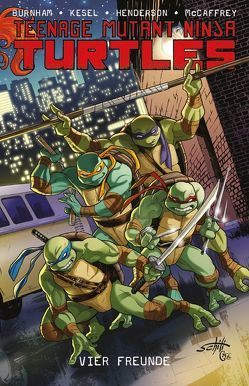 Teenage Mutant Ninja Turtles von Duncan,  Don, Eastman,  Kevin, Waltz,  Tom